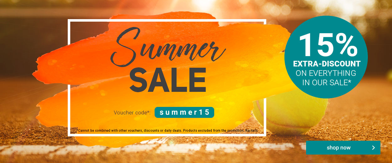 Summer Sale 15% extra