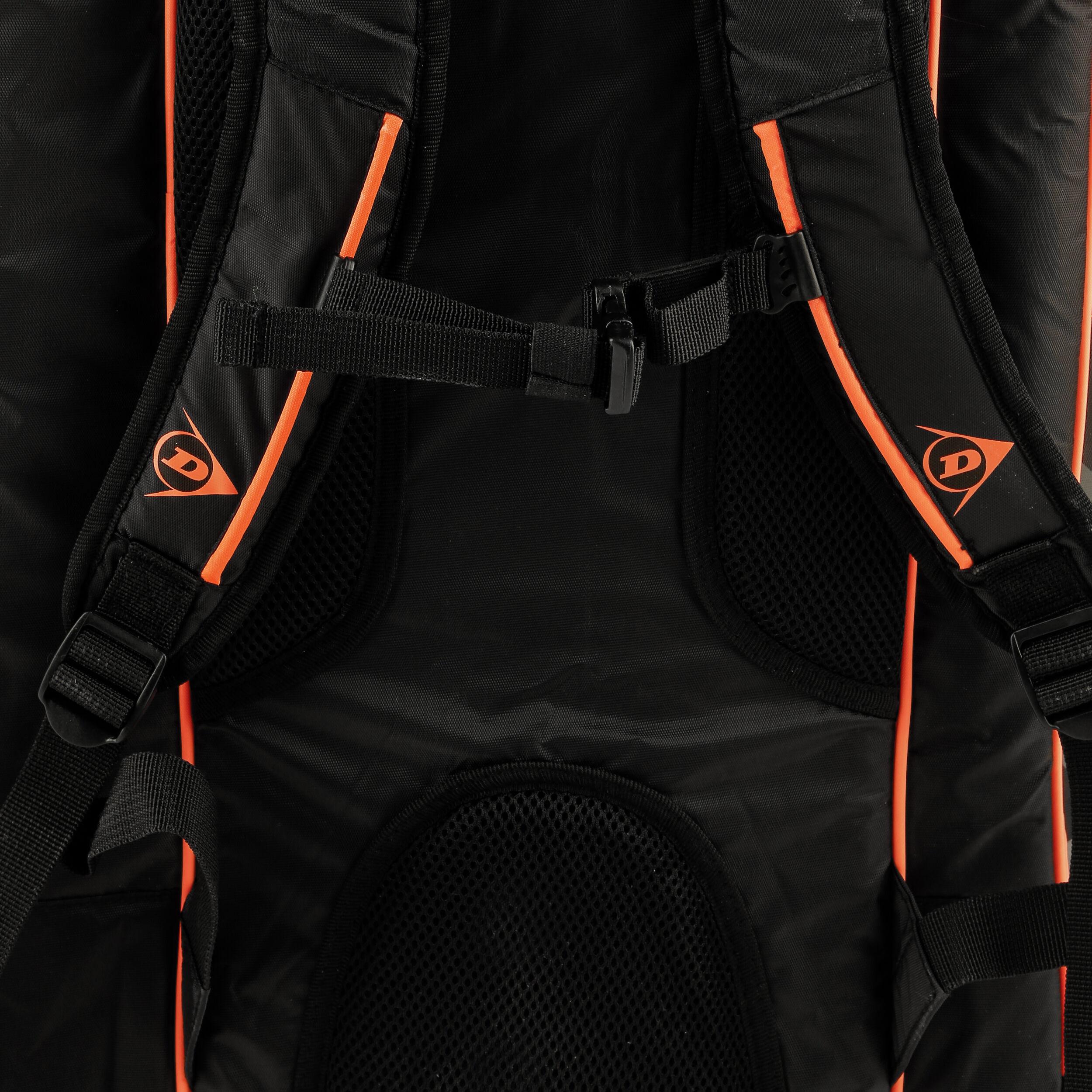 Dunlop Revolution NT Rygsæk Sort, Orange