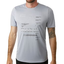 Workout Ready Poly Graphic Shortsleeve Tee Men