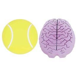 String Things 2er Tennisball, Brain