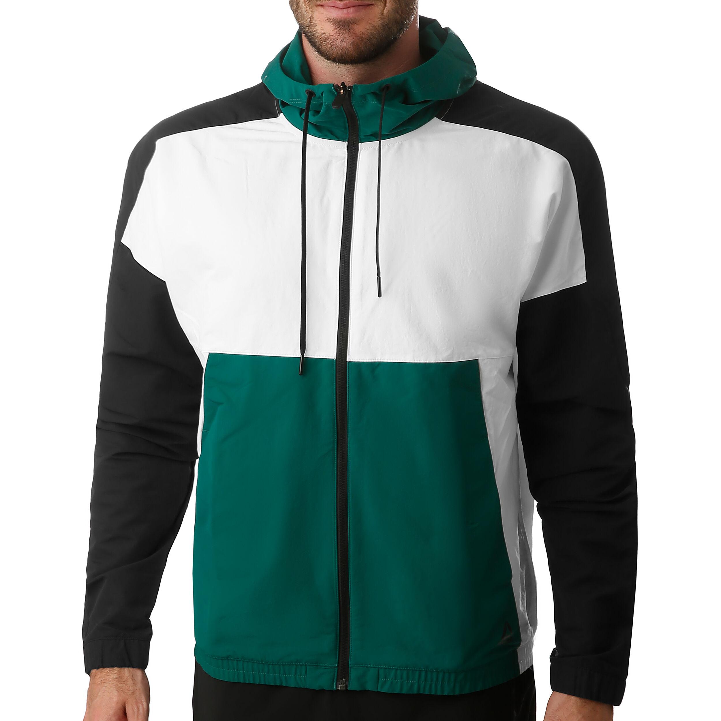 MYT Shirt, Langærmet Herrer Hvid, Grøn