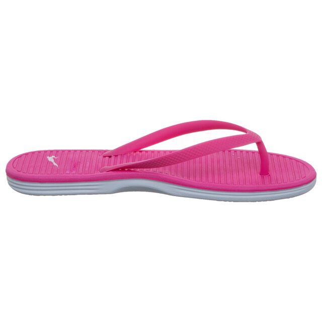 4331aa8aed7 Nike Solarsoft Thong II Klip-klapper Damer - Pink, Hvid køb online ...