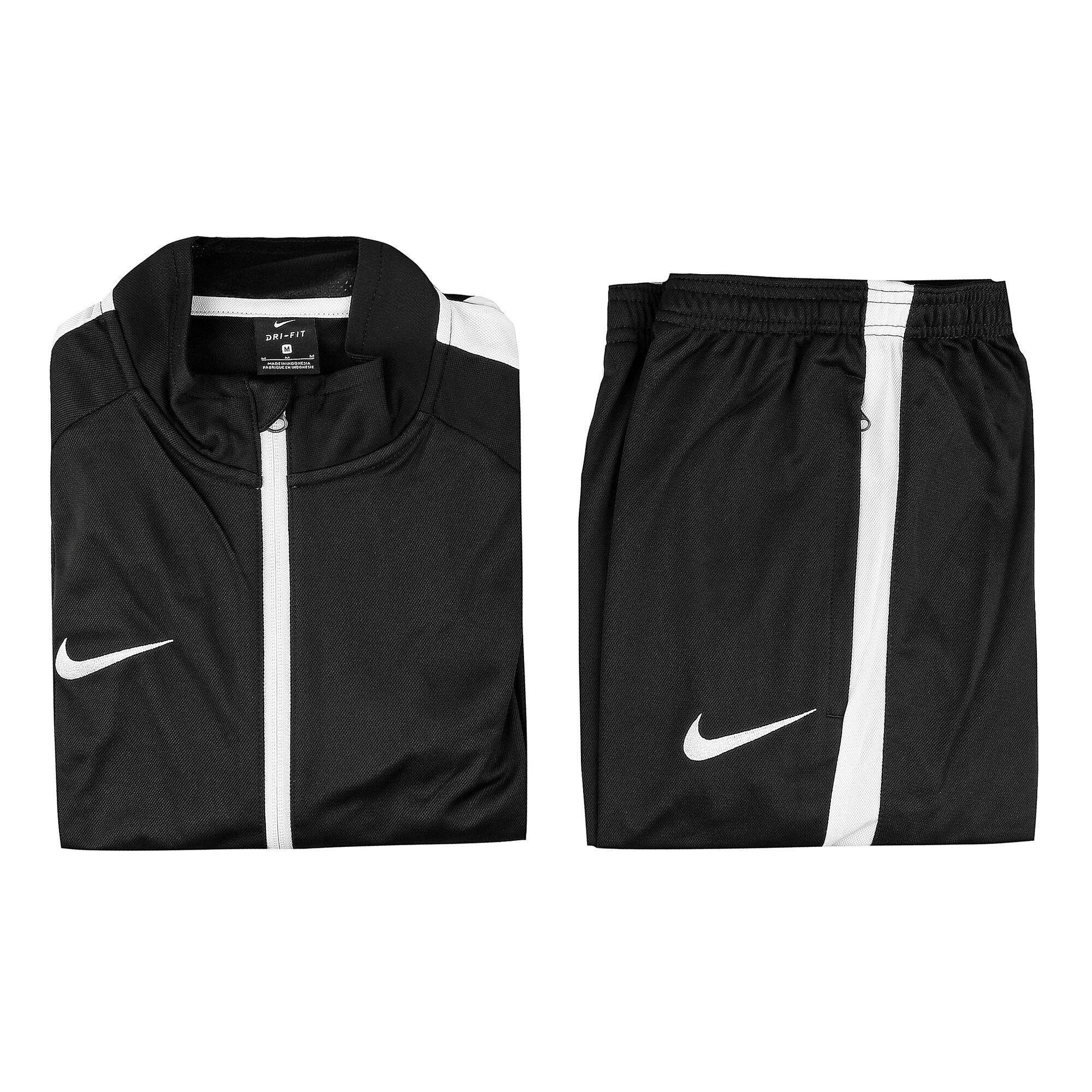 9616fd57f6a Nike Dry Academy Track Træningsdragt Herrer - Sort, Hvid køb online ...