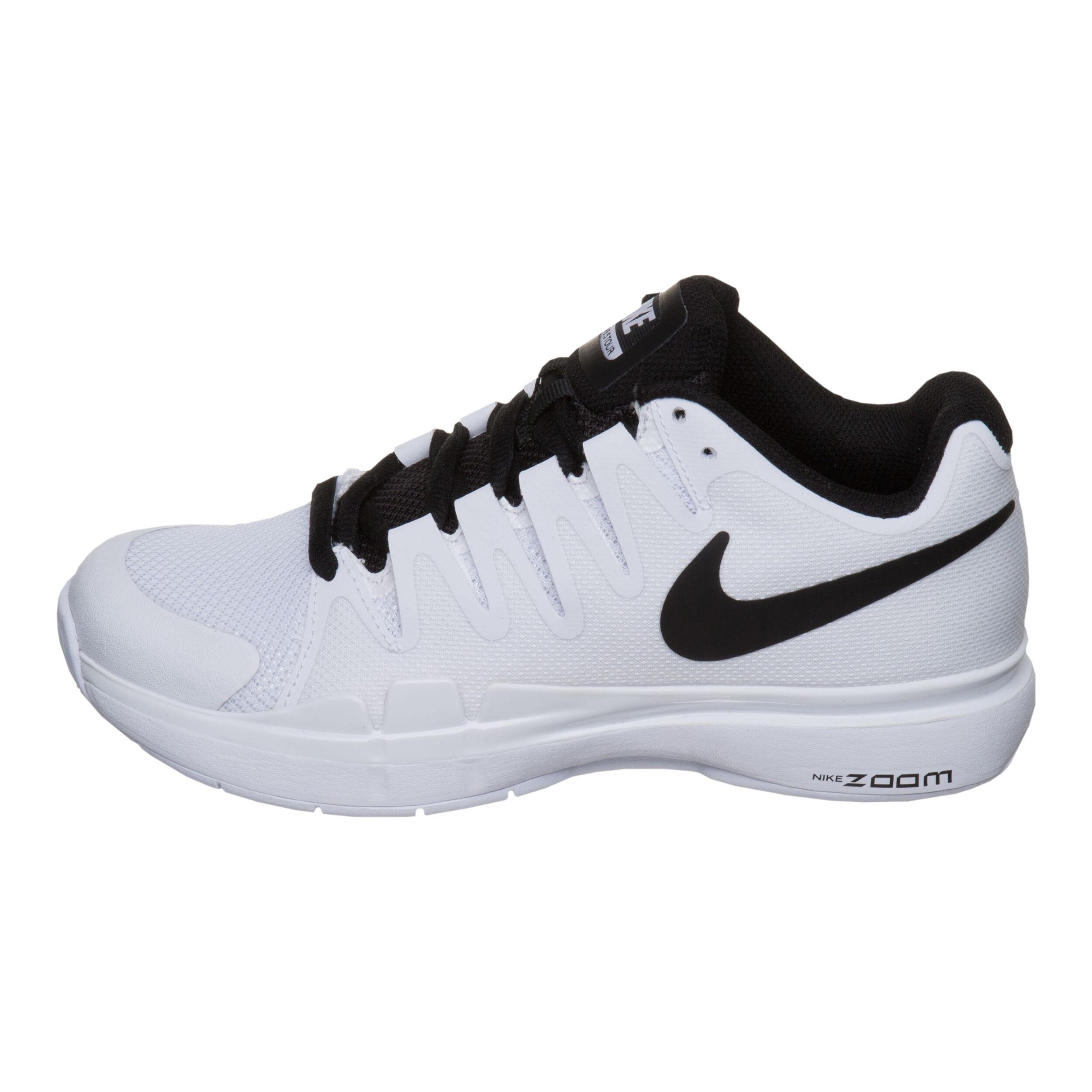Nike Zoom Vapor 9.5 Tour Carpet Tæppesko Børn Hvid, Sort