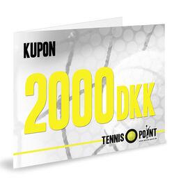 Kupon 2000 DKK