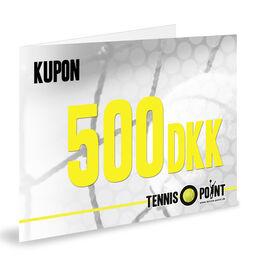 Kupon 500 DKK