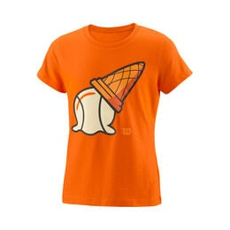Inverted Cone Tech Tee Girls