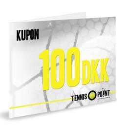 Kupon 100 DKK