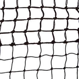 Tennisnetz Top Spin, 2,5 mm Polyäthylen, 5 Doppelreihen
