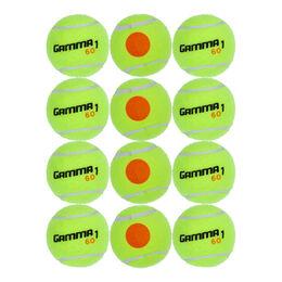 Tennisball Stage 2, Orange Dot 12er Beutel