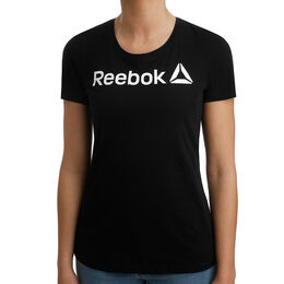Linear Read Tee Women