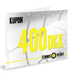 Kupon 400 DKK