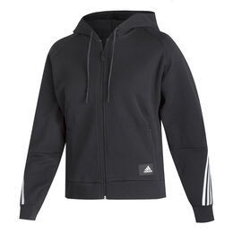 3-Stripes Fleece Sweatjacke Women