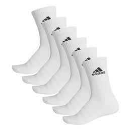 Cushioning 6er Pack Crew Socks Unisex