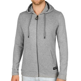 ***Centre Full-Zip Hoodie Men