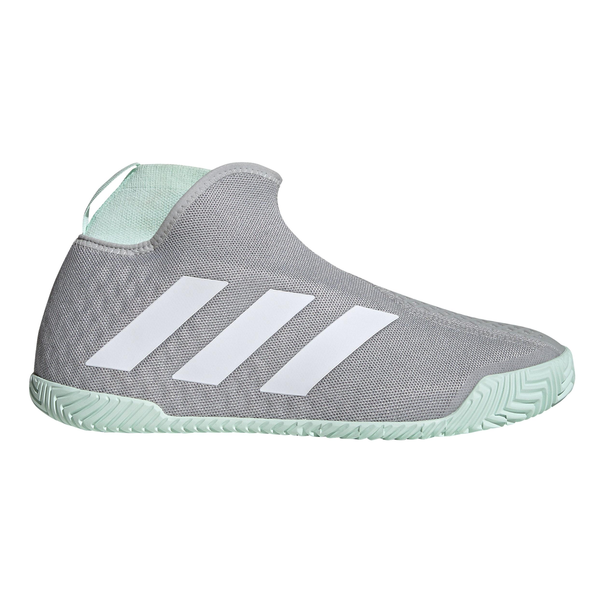adidas Stycon Allcourt sko Herrer Lysegrå, Mint køb online