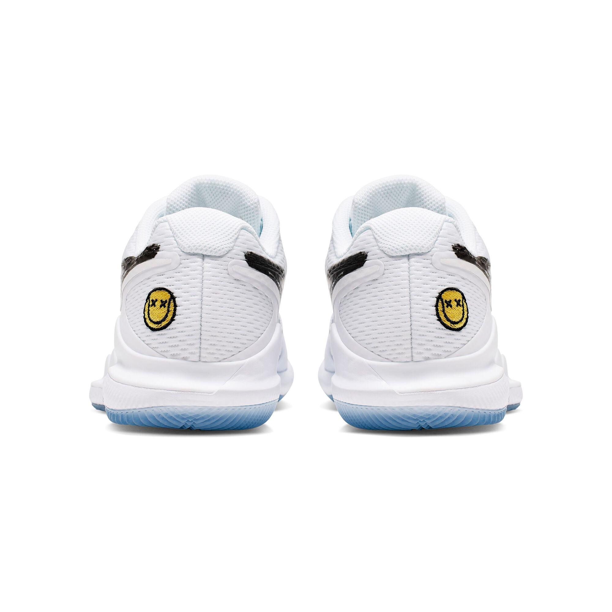 202124bd Nike Air Zoom Vapor X Allcourt-sko Damer - Hvid, Sort køb online ...