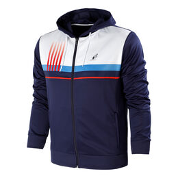 Printed Stripes Jacket