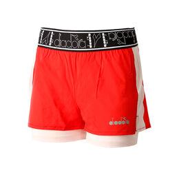 Double Layer Shorts Women