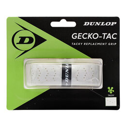 D TAC GECKO-TAC REPLACEMENT GRIP WHITE 1PC