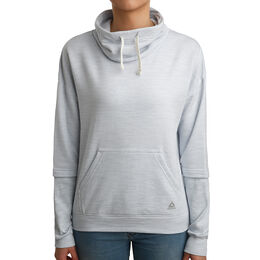 Training Essentials Marble Cowl Neck Women