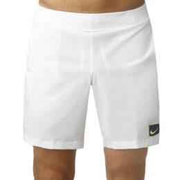 Court Flex Ace Printed Tennis Shorts Men