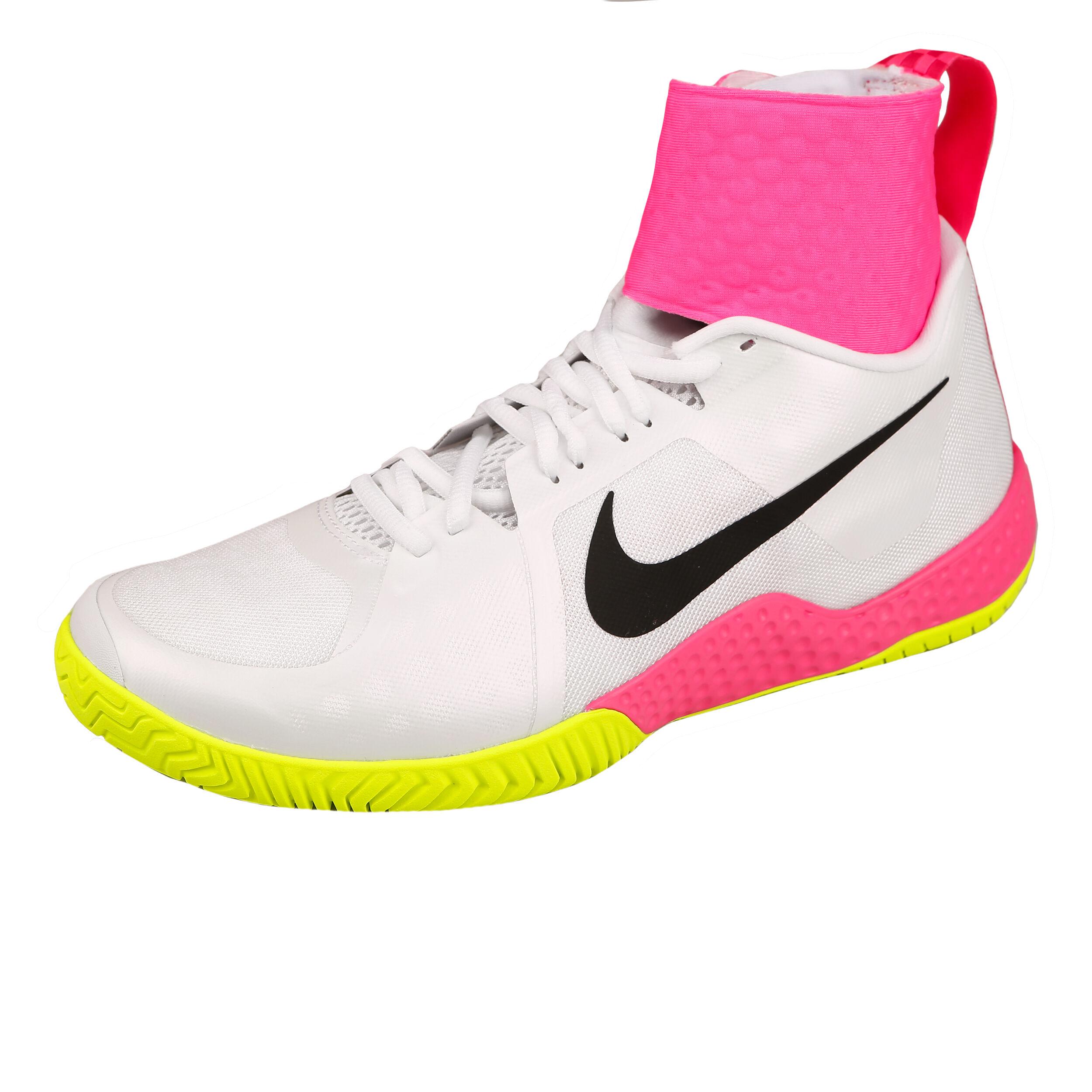 Nike Flare Allcourt sko Damer Hvid, Sort