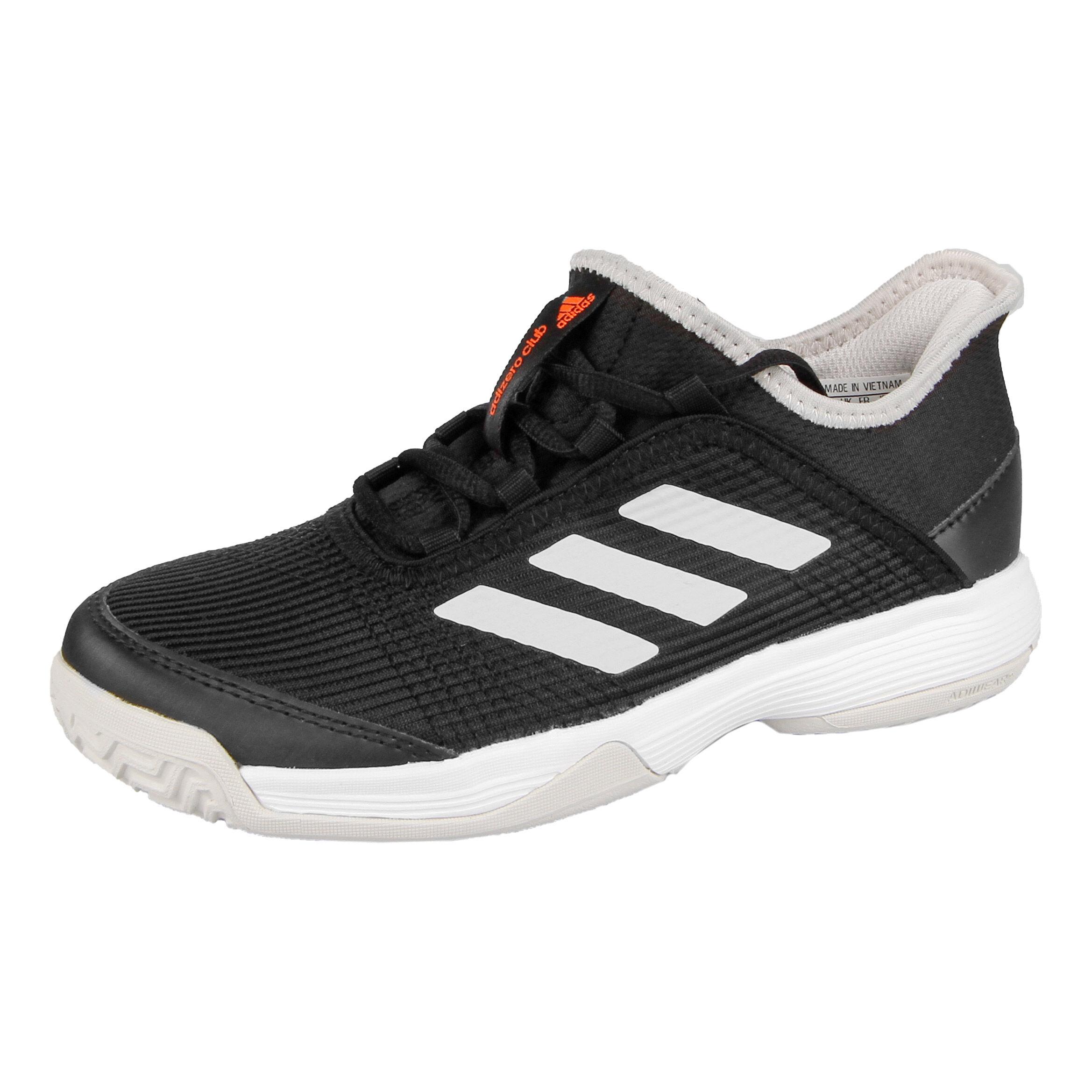 Køb Adidas Barricade Club JR Tennissko, Black Jollyroom Jollyroom