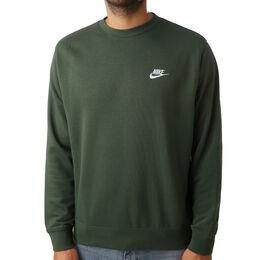 Sportswear Club French Terry Crew Sweatshirt Men