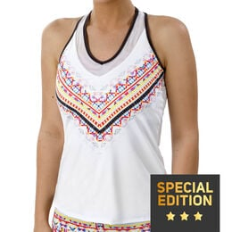 Bedazzled Tank with Bra
