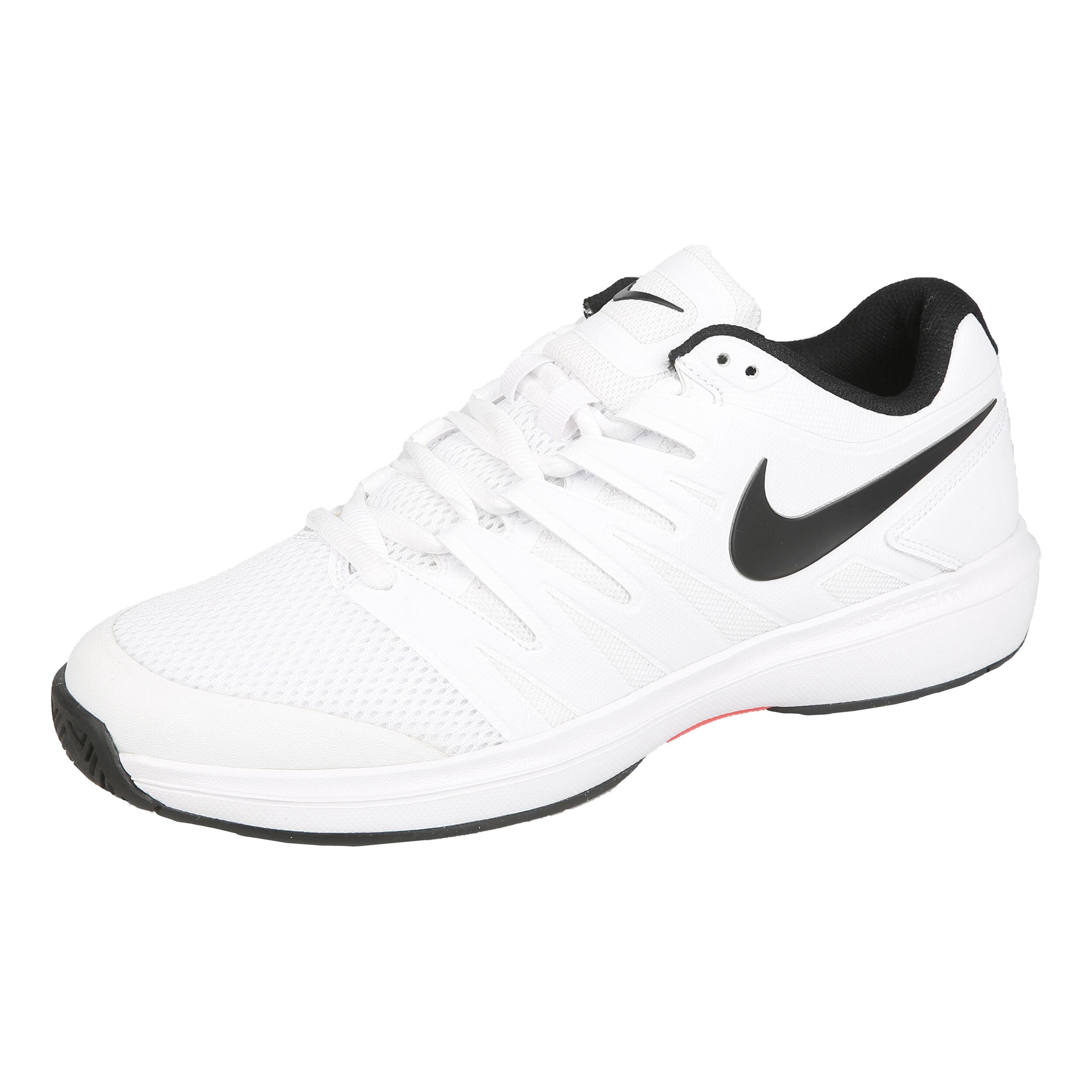 Nike Air Zoom Prestige HC Allcourt sko Herrer Hvid, Sort