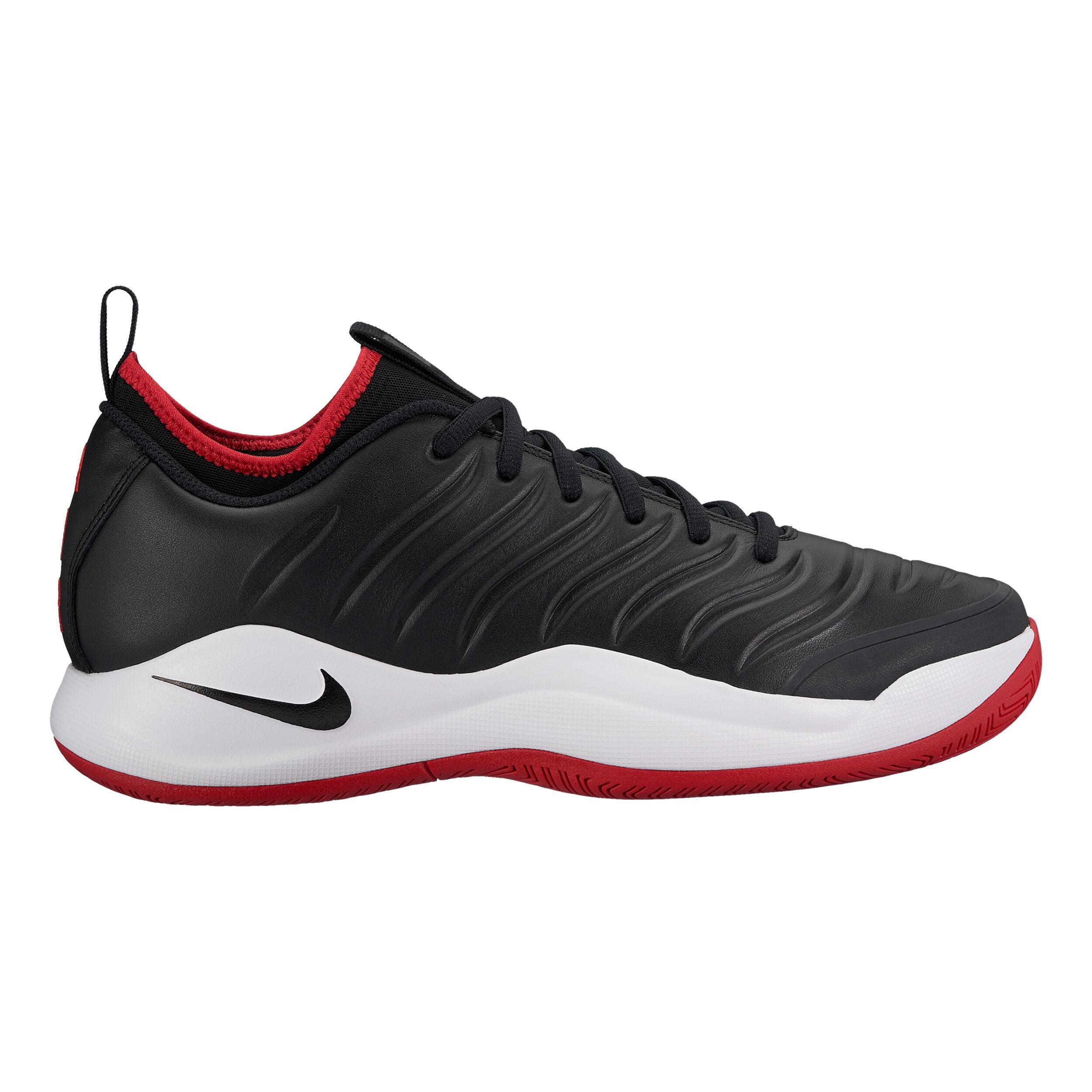Nike Air Zoom Oscillate Allcourt sko Herrer Sort, Hvid