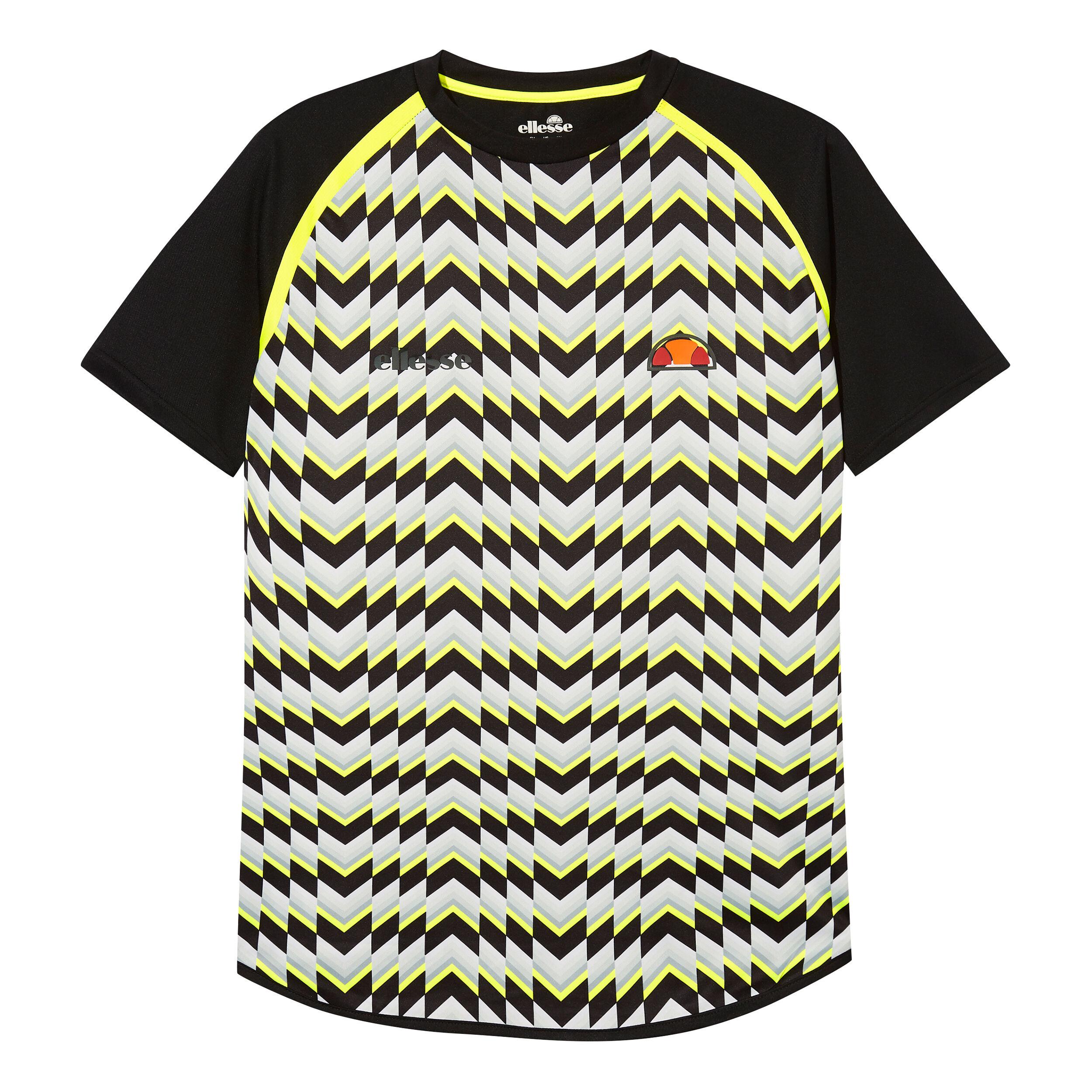 Balrino T shirt Herrer Sort, Flerfarvet