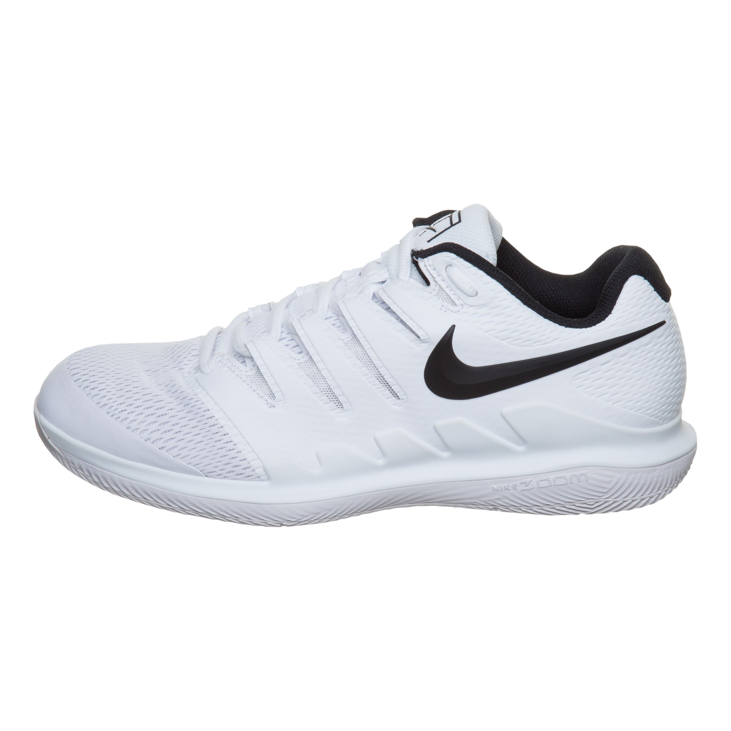 Nike Air Zoom Vapor X Allcourt sko Herrer Hvid, Sort køb